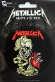 Metallica - 'Heart Explosive' Sticker